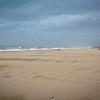 SCHEVENINGEN. CLOUDY BEACH.