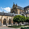 The Basilica of Saint Servatius in Maastricht, Limburg, The Netherlands