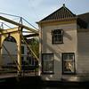 FORTEGRACHTBRUG. ZUIDVLIET. OLD CENTER OF MAASSLUIS. ZUID-HOLLAND.