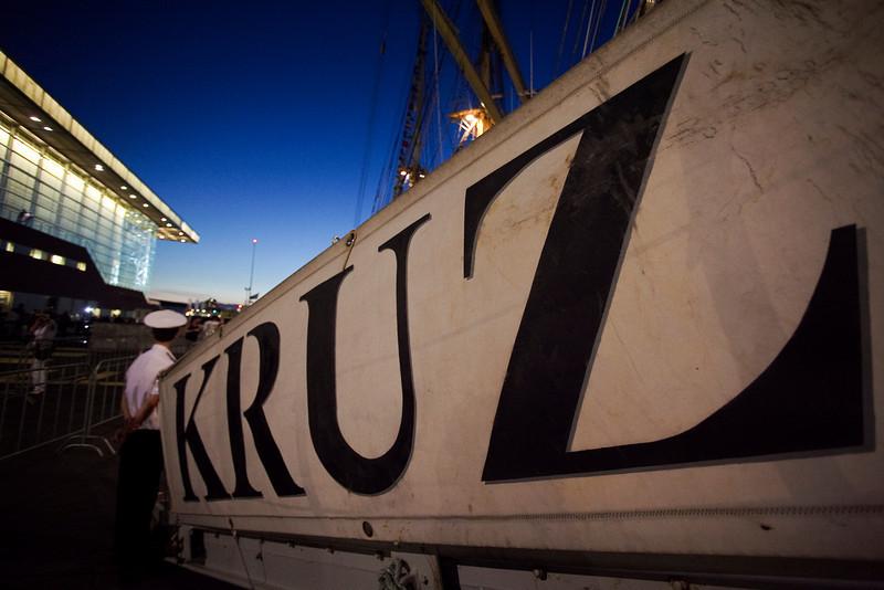 TALL SHIP. SAIL 2010. AMSTERDAM. THE NETHERLANDS.