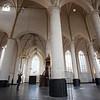 DEVENTER. GOTHIC SINT NICOLAS CHURCH [BERGKERK]. INTERIOR. [2] OVERIJSSEL. HANZESTAD.