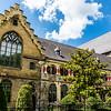 Kruisheren Hotel a former Gothic monastery in Maastricht, Limburg, The Netherlands