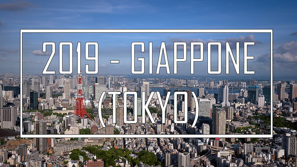 2019 - Giappone: Tokyo
