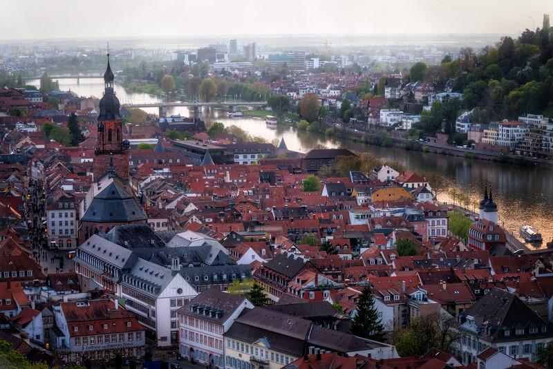 Heidelburg Town