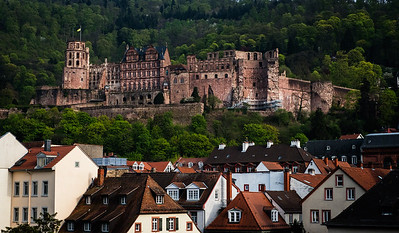Heidelburg Palace