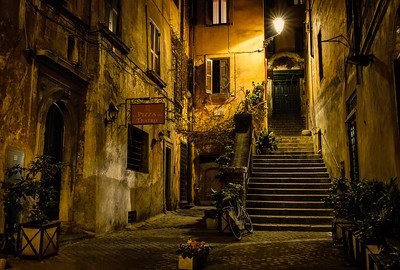 Deep In The Heart of Rome