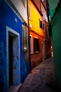 Passage of Many Colors