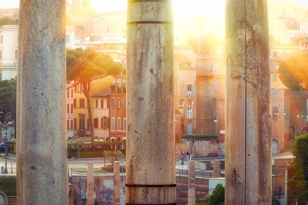 The Pillars of Light
