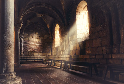 Cloisters Alone