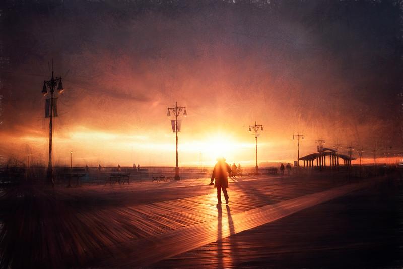 Lone Star at Coney Island
