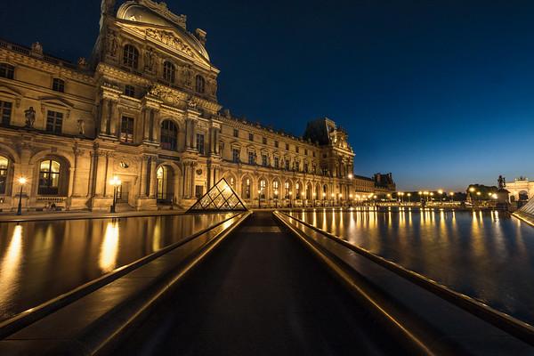 Between Worlds In Paris