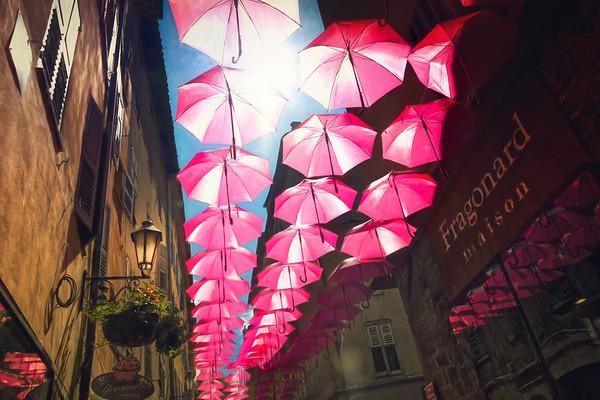 Umbrella Rays