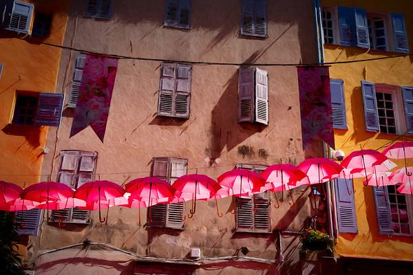 Unbearable Lightness of Umbrellas