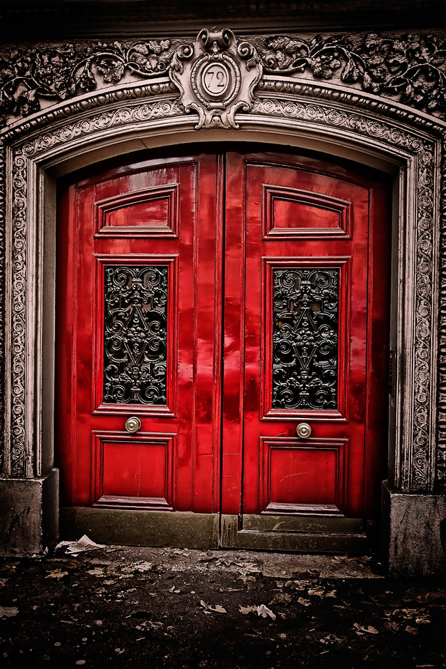 Red Door #72