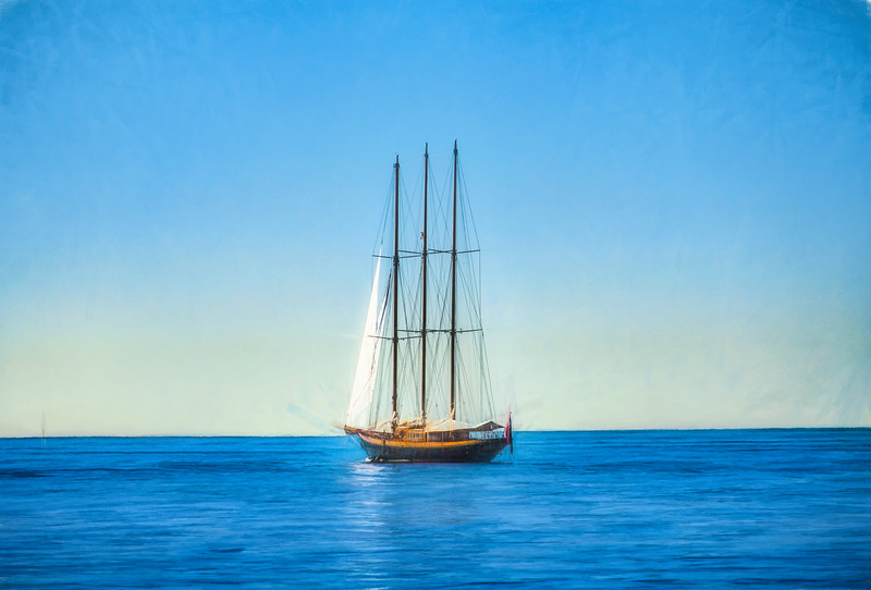 Tall Ship, Big Ocean