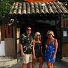 <center>IMG#1093  Popular restaurant in Aruba-2010 Ben, Rachel, Amanda<center>