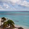 Casa del Mar Beach from the 4th floor, Aruba-2014