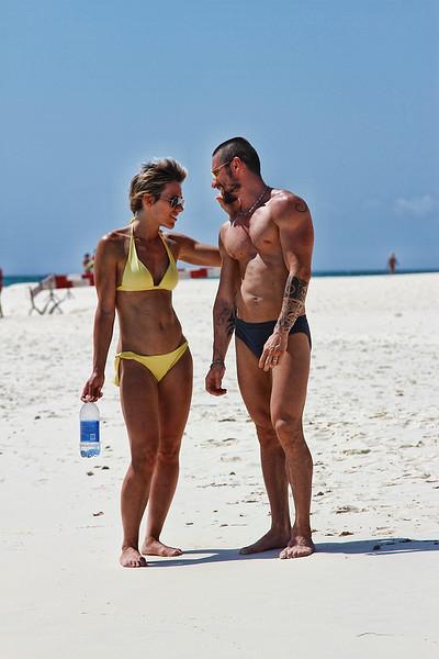 Body Beautiful at Eagle Beach, Aruba-2014