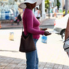 There's always people in the downtown area handing out sales information...Aruba-2014