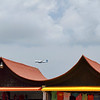 Planes continue to bring vacationers to Aruba daily...2014