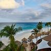 Casa del Mar Beach from the 4th floor, Aruba-2014