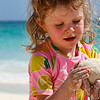 "This little one creates the turtle eggs to place in the ""nest""...Eagle Beach, Aruba-2014"