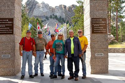 Mt. Rushmore Monument-Keystone, SD-7/31/17