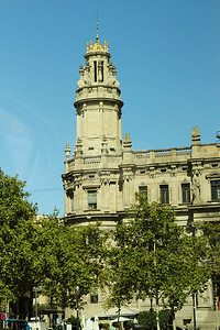 BARCELONA, SPAIN - CITY TOUR  7/21/14  Around the City