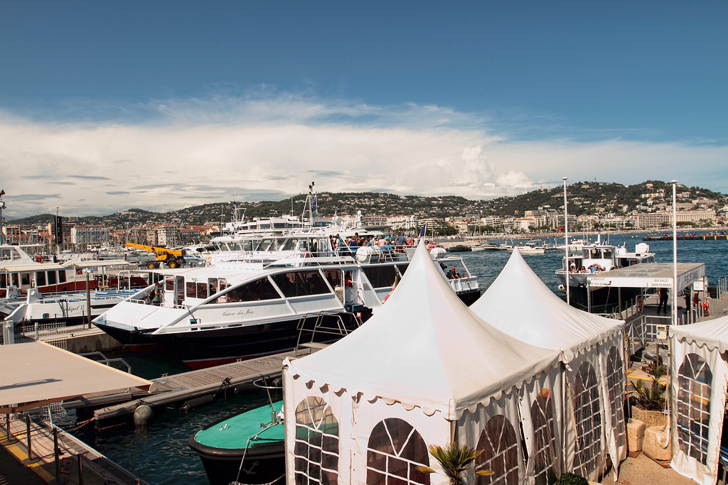MARINA HIGHLIGHTS... CANNES, FRANCE...NICE, MONTE CARLO, MONACO - 7/23/14