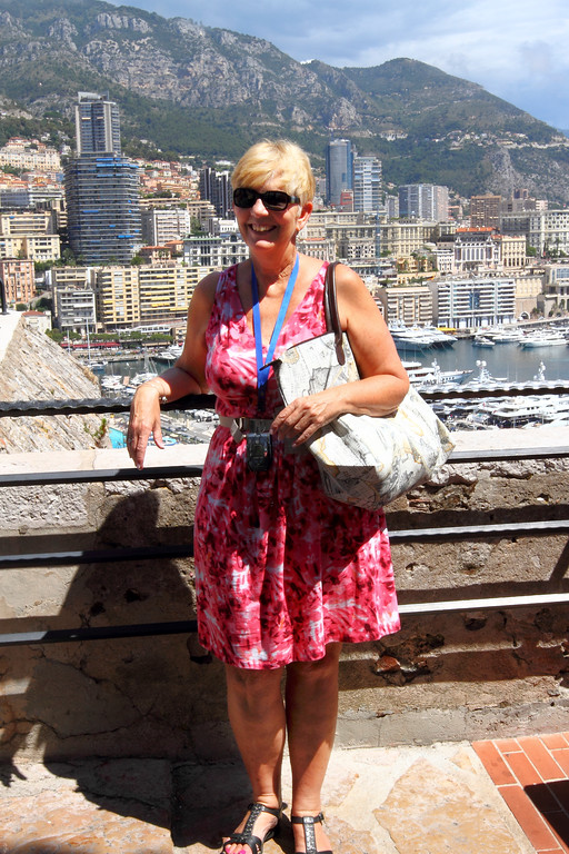 BETTE JEAN...CITY HIGHLIGHTS IN CANNES, FRANCE...NICE, MONTE CARLO, MONACO - 7/23/14