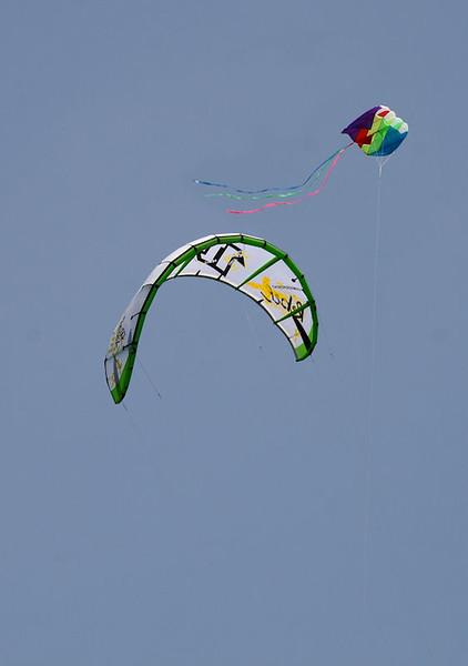 IMG#1268<br /> Kites along the Bay <br /> Newport, Rhode Island
