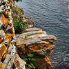 "IMG#1227<br /> Over the Edge ""Cliff Walk""<br /> Newport, Rhode Island"