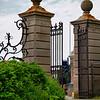 "IMG#1234<br /> Gated Path along ""Cliff Walk""<br /> Newport, Rhode Island"