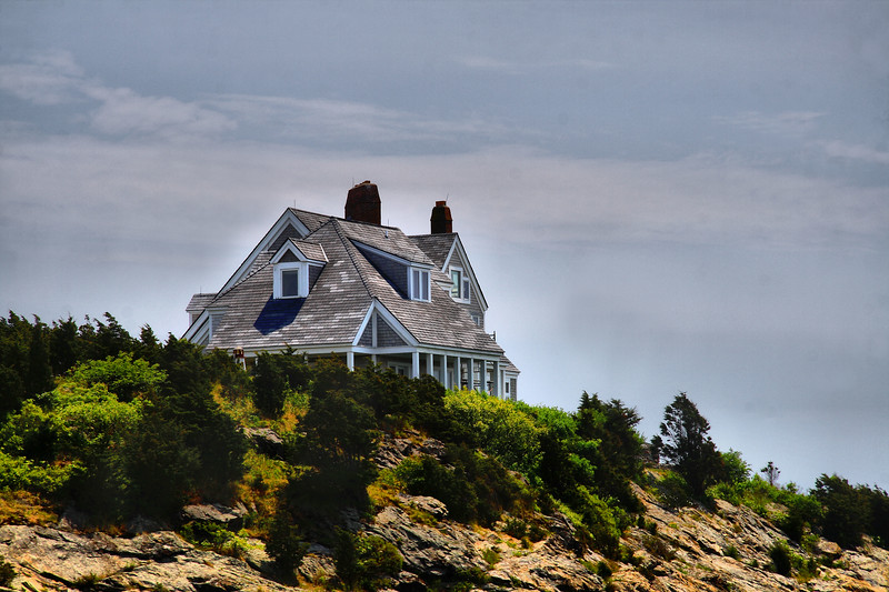 IMG#1260<br /> Home on the Cliffs of the Narragansett Bay<br /> Newport, Rhode Island