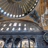 Hagia Sofia (Aya Sofia) in Istanbul, Turkey, Europe