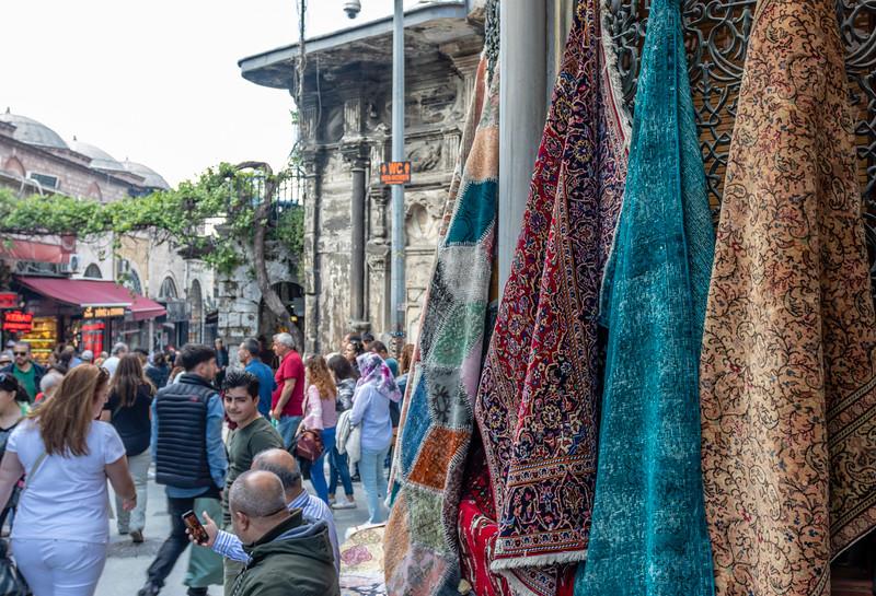 Grand Bazaar in Istanbul, Turkey