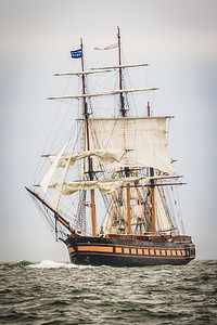 Oliver Hazard Perry at Sea