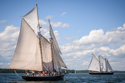 Schooners ALERT and ADVENTURE