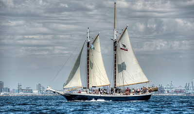 Tall Ship Freda B