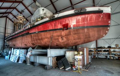 Fireboat Ralph J. Scott