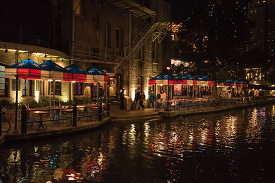 SAN ANTONIO RIVER WALK - JAN.2017