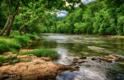 Clinch River at Blackford
