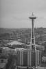 The Space Needle in Seattle, WA, taken 1/14/06.