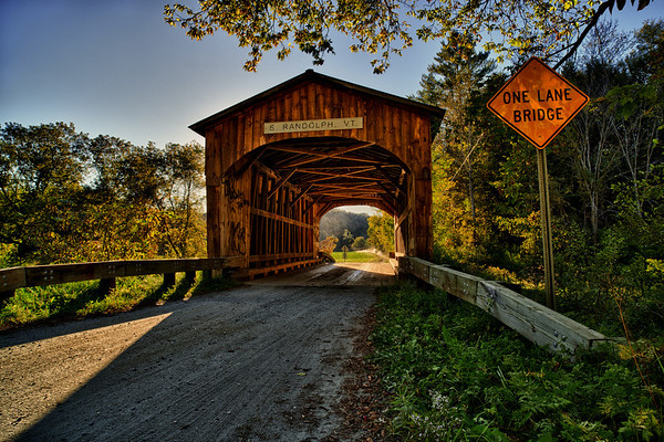 Covered Bridges of Vermont