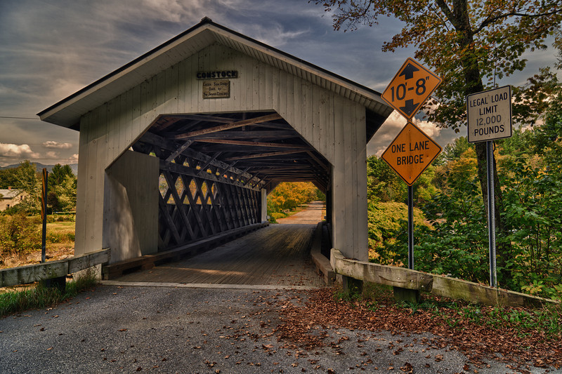Comstock - Montgomery, VT