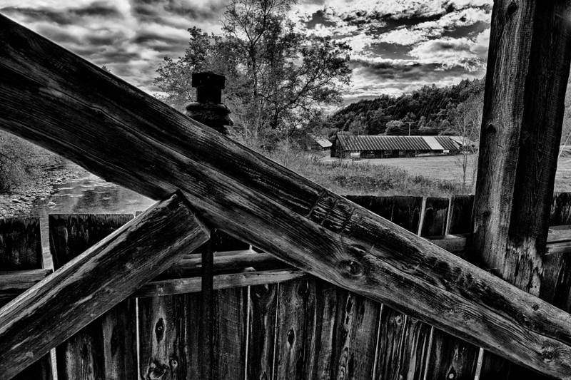 Burrington, inside - Lyndonville, VT