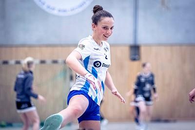 FUCHS_lisa im Handball Vorbereitungsspiel: Team Bayern - SV Muenchen Laim