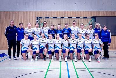 TEAM-BAYERN im Handball Vorbereitungsspiel: Team Bayern - SV Muenchen Laim