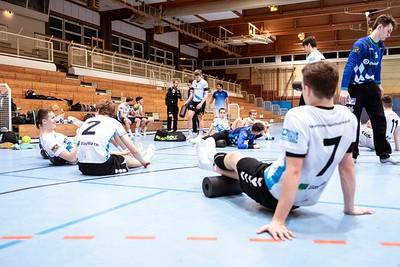 Handball Qualifikation Deutschland-Cup: Bayern-Saarland