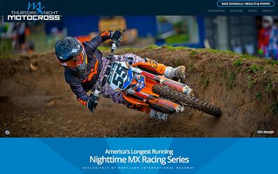 Thursday Night Motocross - Jon Currier Photography